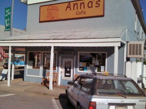 Anna's Cafe in Greenville