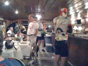 Cozy dining at Tobin