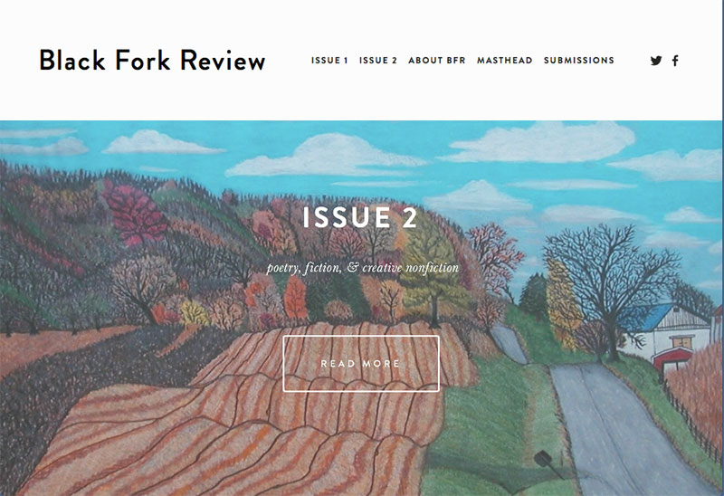 Black Fork Review, Issue 2