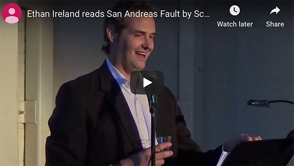 """San Andreas' Fault"" Read at Stories on Stage-Sacramento"