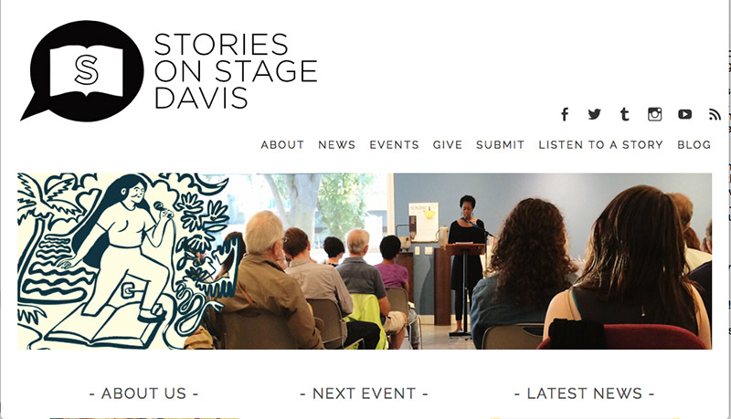 Stories on Stage–Davis